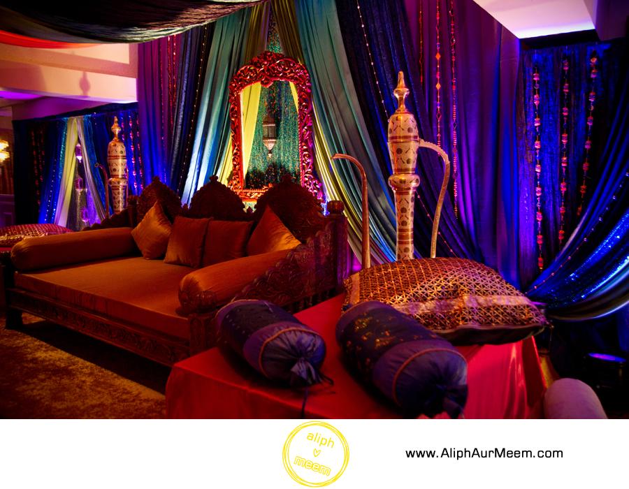 Mehndi Night Party : Toronto wedding photographers aliphaurmeem photo